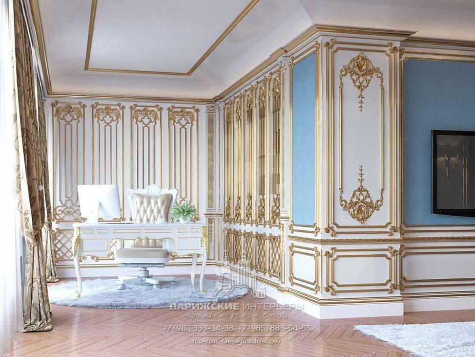 Современный дизайн спальни в классическом стиле фото