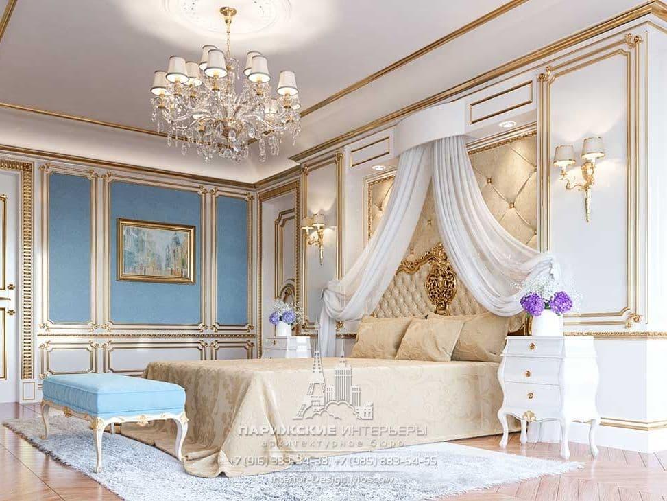 Идеи дизайна классической спальни фото