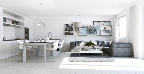 Секреты дизайна маленьких квартир