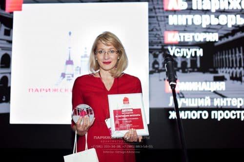 АБ «Парижские интерьеры» — лауреат премии «Лучшее для жизни»