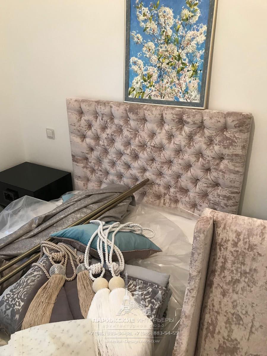 Комплектация мебелью и аксессуарами