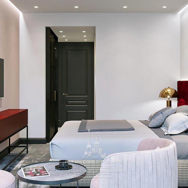 Дизайн гостиничного номера во французском стиле