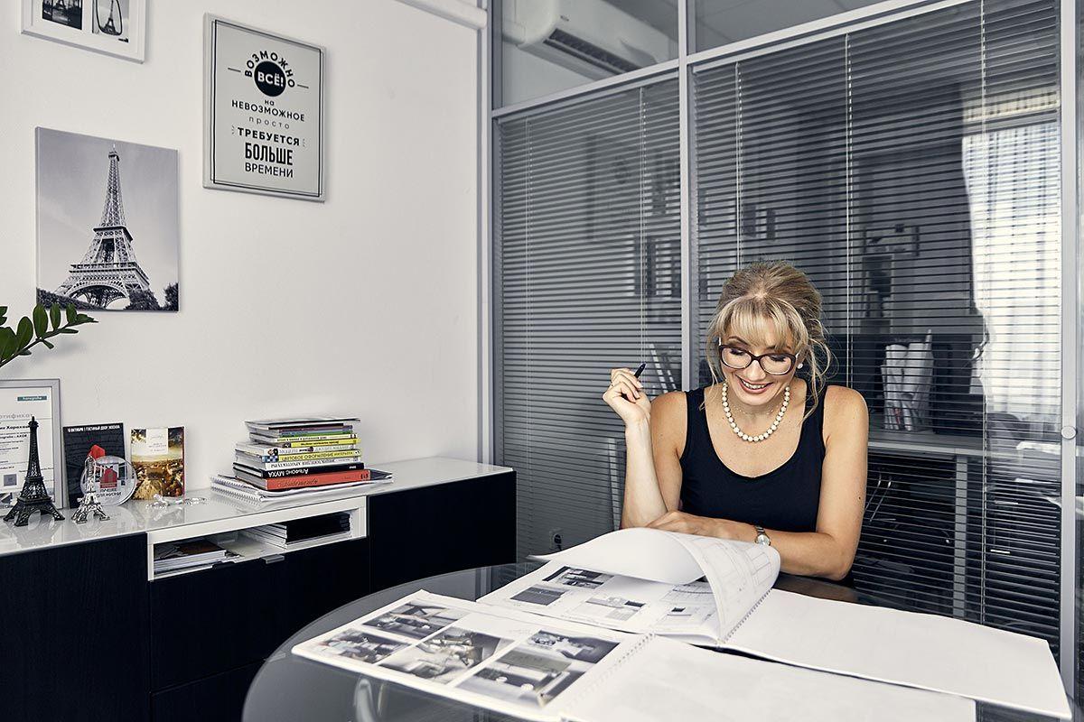 В офисе АБ «Парижские интерьеры» возможно всё!